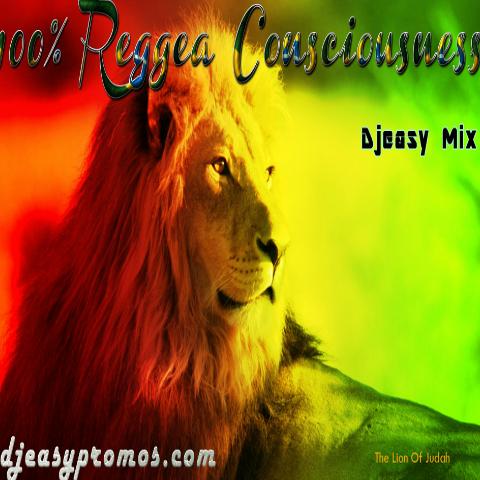 100% Reggae Consciousness Mix 1990- 2000 (Sizzla, Bushman, Luciano, Garnett  , Beres, Capleton ++ djeasy