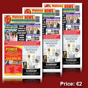 Midleton News July 6th 2016 | eBooks | Magazines