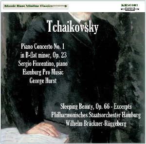 tchaikovsky: piano concerto no. 1 - sleeping beauty ballet excerpts
