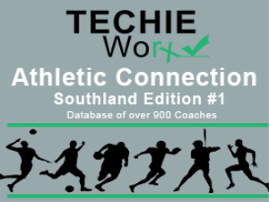 Southland Athletic Connection Database D1-Fcs Sl1 | Documents and Forms | Spreadsheets