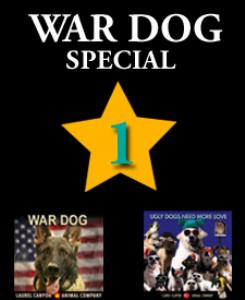 war dog special #1