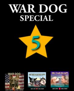 war dog special #5
