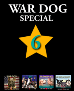 war dog special #6