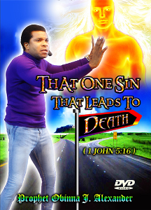 that one sin that leads to death (1 john 5:16)