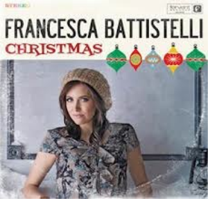 christmas is by francessca battistelli arranged for full orchestra