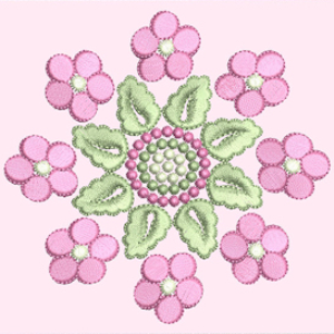 Laura's Pinks Collection EXP | Crafting | Embroidery