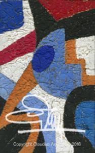 """claude's art:  dessin # 63g """"papiers froissés"""" wallpaper"""