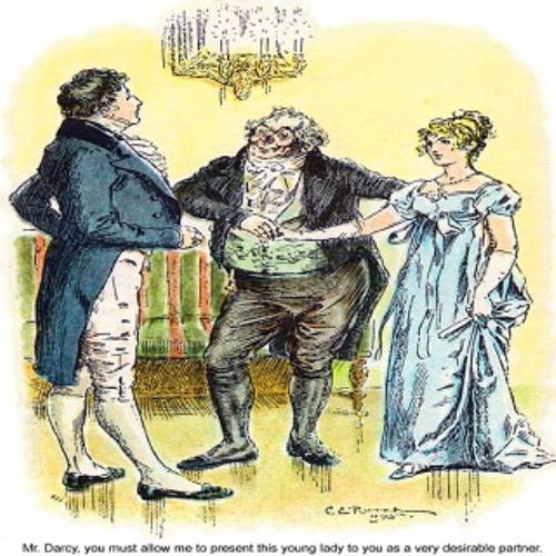 Second Additional product image for - Pride & Prejudice (Jane Austen)