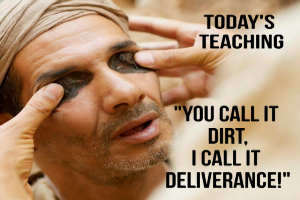 You Call It Dirt, I Call It Deliverance | Audio Books | Religion and Spirituality