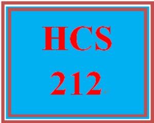 HCS 212 Week 5 Health Care Terms Worksheet | eBooks | Education
