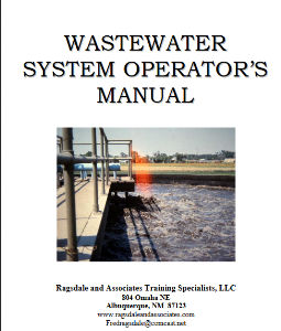 rats wastewater system operator's manual