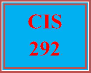 cis 292 week 3 individual: operating system portfolio – troubleshooting operating systems checklist