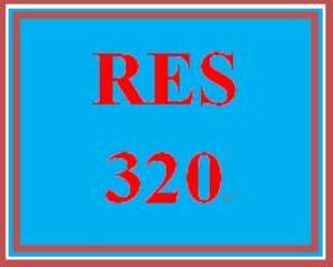 RES 320 Week 4 Scaling Study | eBooks | Education