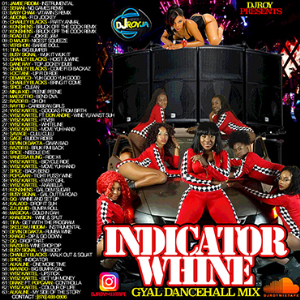 dj roy indicator whine dancehall mixtape