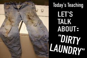 Dirty Laundry | Audio Books | Religion and Spirituality