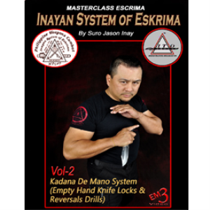 inayan system of eskrima vol-2