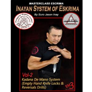 inayan system of eskrima vol-2