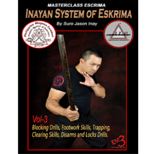 Inayan System of Eskrima Vol-3 | Movies and Videos | Training