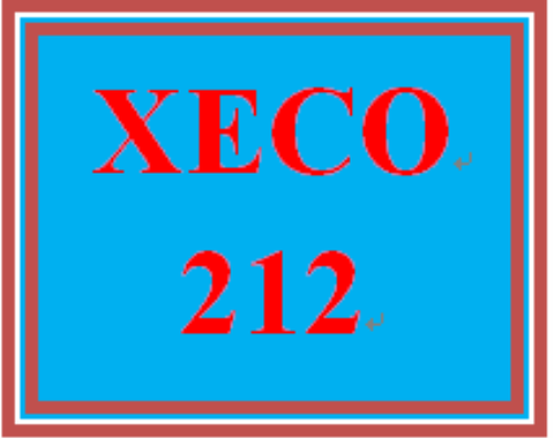 First Additional product image for - XECO 212 Week 1 A New House – Readiness