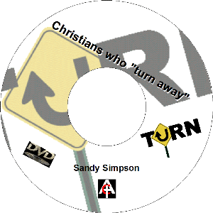 "Christians Who ""Turn Away"" (MP3) 