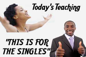 This Is For The Singles | Audio Books | Religion and Spirituality