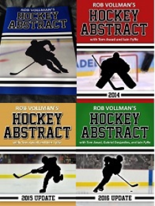 the ultimate rob vollman hockey abstract package