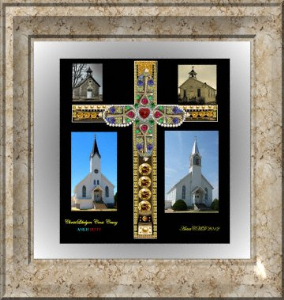 CHRIYSTLIKELYEN Cross Church-House | Photos and Images | Digital Art