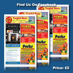 Youghal News August 3rd 2016 | eBooks | Magazines