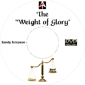 """The """"Weight of Glory"""" MP3 