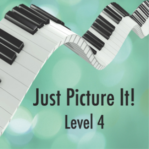 just picture it, level 4 (private studio license)