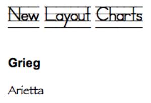 Grieg: Arietta | Music | Classical