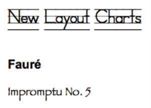 fauré: impromptu no. 5
