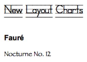 fauré: nocturne no. 12