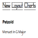 Petzold: Menuet in G Major | Music | Classical