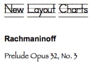 rachmaninoff: prelude op. 32, no. 3