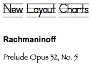 rachmaninoff: prelude op. 32, no. 5