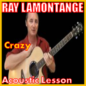 learn to play crazy by ray lamontagne