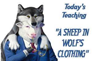 A Sheep In Wolf's Clothing | Audio Books | Religion and Spirituality