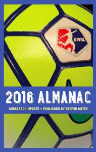 2016 nwsl almanac midseason update