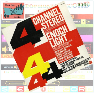4-channel stereo - enoch light & the light brigade