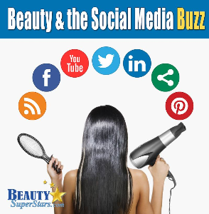 beauty and the social media buzz