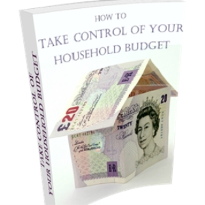 take control of your household budget