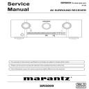 Marantz SR5009 receiver Service Manual | eBooks | Technical