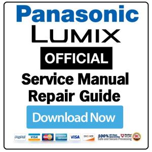 Panasonic Lumix DMC FZ300 FZ330 Digital Camera Service Manual | eBooks | Technical