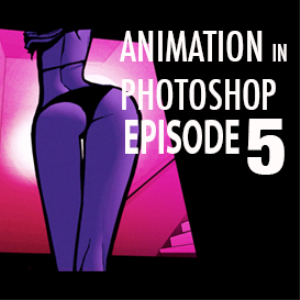 animation in photoshop ep.5