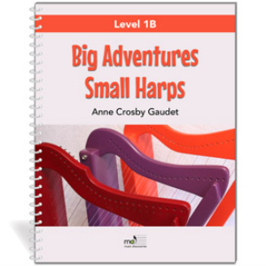 big adventures small harps, level 1b (e-book + mp3s) - single user