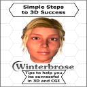 SIMPLE STEPS TO 3D SUCCESS: Tips for Success In 3D and CGI Industry | eBooks | Computers