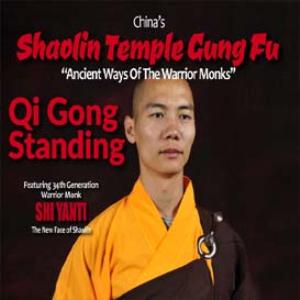 shaolin temple-vol-2-qi gong standing