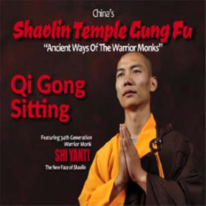 Shaolin Temple-Vol-3 Qi Gong Sitting | Movies and Videos | Religion and Spirituality