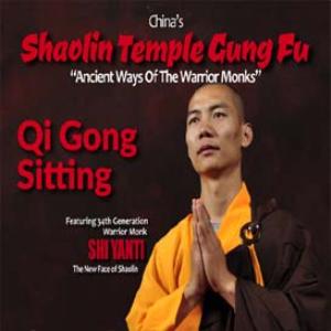 shaolin temple-vol-3 qi gong sitting